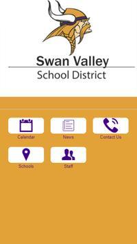 Swan Valley School District poster