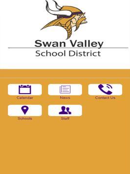 Swan Valley School District apk screenshot