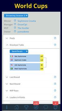 CyberDunk 2 Basketball Manager apk screenshot