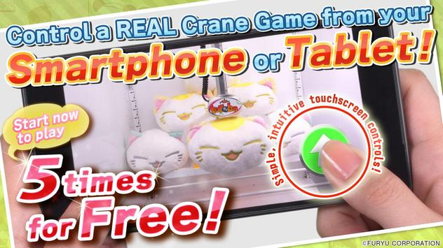 Crane Game Toreba apk screenshot