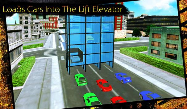 Hexa Multi Storey Plaza Truck apk screenshot