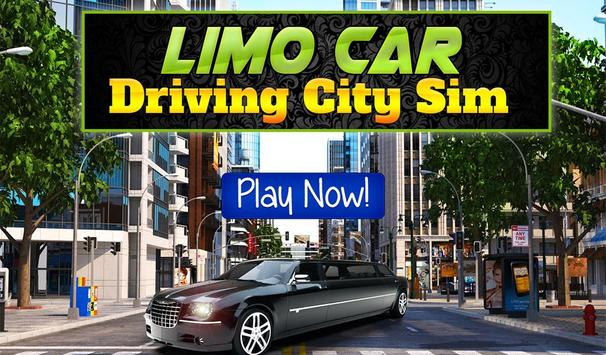 Limo Car Driving City Sim screenshot 10