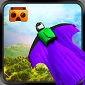 Super Wingsuit Adventure Sim icon