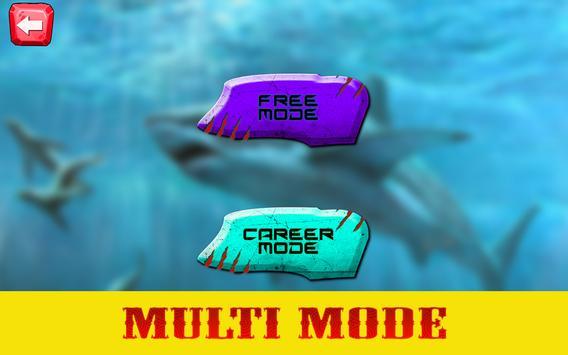 Tubarão com fome real imagem de tela 5