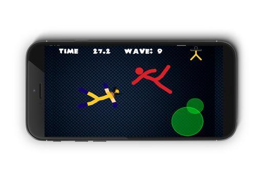 Stickman Warriors Online screenshot 4