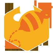 Square Trace icon