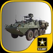 MILES XXI Stryker ICV icon