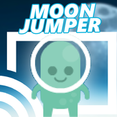 Moon Jumper for Chromecast icon