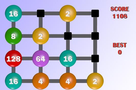 2048 Simple Balls 4x4 for Android - APK Download