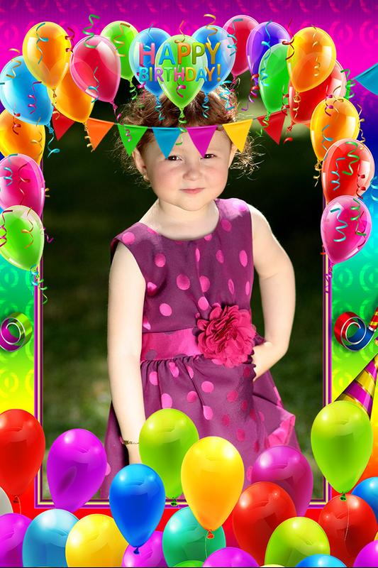 BDay Frames Editor APK Download - Free Photography APP for Android ...