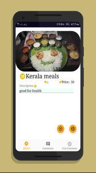 Le menu apk screenshot