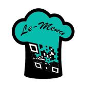 Le-Menu Service App icon