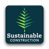 Sustainable Construction icon