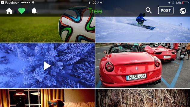 Tree Media Feed apk screenshot
