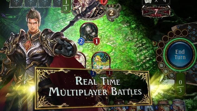Shadowverse CCG apk screenshot