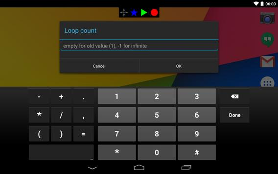 RepetiTouch Free screenshot 5