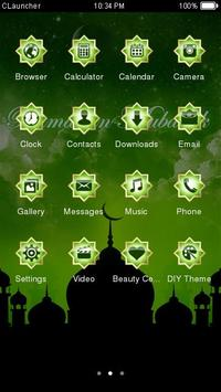 Ramadan Kareem Muslim Theme apk screenshot