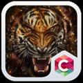 Wild Tiger Big Cats Animal Theme