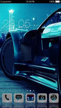 Best Car Theme C Launcher poster