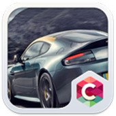 Fast Car Theme C Launcher icon
