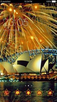 Best Sydney Fireworks Theme poster