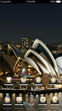 Best Sydney Theme C Launcher apk screenshot