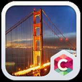 Golden Gate Theme C Launcher icon