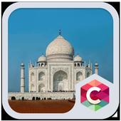 India Taj Mahal C Launcher icon