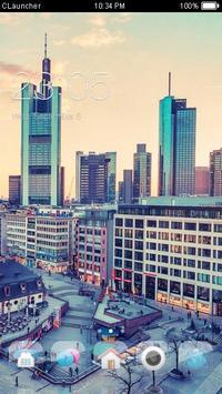 City View Theme poster