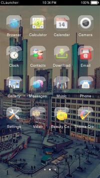 City View Theme screenshot 1