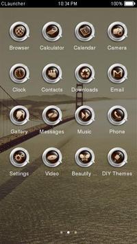 Best Golden Gate Bridge Theme apk screenshot