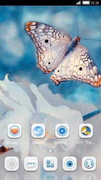 Pure White Theme apk screenshot
