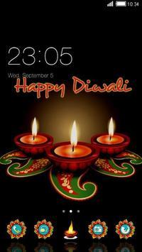 Happy Diwali Day Theme poster