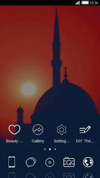 BEAUTIFUL MOSQUE THEME apk screenshot