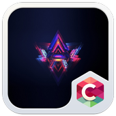 TRIANGULAR ABSTRACT THEME icon
