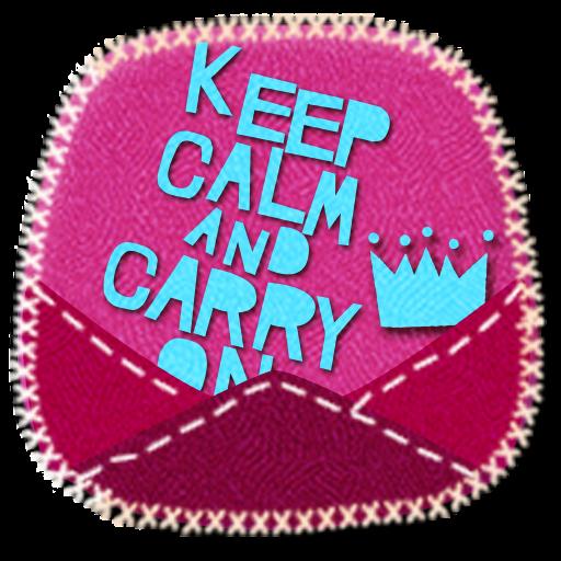 Keep Calm and Carry On Theme