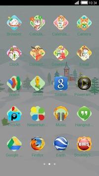 Christmas Day Theme screenshot 2