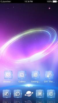 Space C Launcher Theme screenshot 3
