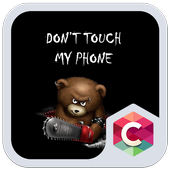 Dont Touch My Phone Theme icon