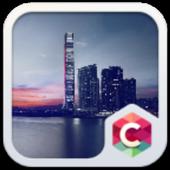 Skyscraper City Theme HD icon