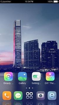Skyscraper City Theme HD screenshot 3