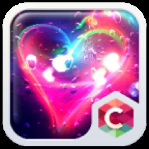 Romantic Pink Heart Theme