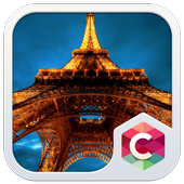 Paris CLauncher Theme icon
