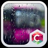 Rainy Day CLauncher Theme icon