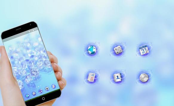 Diamond Theme C Launcher apk screenshot