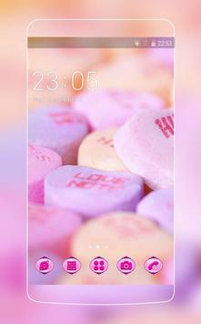 Love Theme C Launcher poster