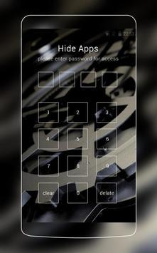 Technology Theme: Watch apk screenshot