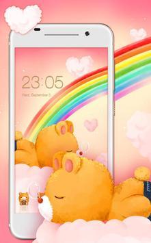 Fun Pet theme C launcher apk screenshot
