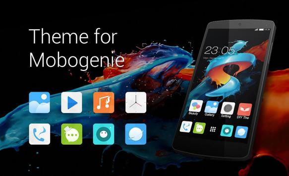 Mobogenie Theme (Authorized) screenshot 14