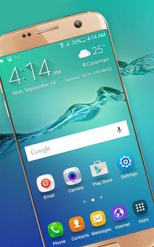 Theme for Samsung S6 HD: Abstract Colorful Skins apk screenshot
